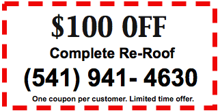 Roofing Services Coupon